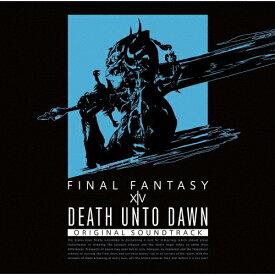 【送料無料】[先着特典付][初回仕様]Death Unto Dawn:FINAL FANTASY XIV Original Soundtrack/ゲーム・ミュージック[Blu-ray]【返品種別A】
