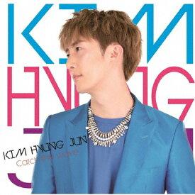 [枚数限定][限定盤]Catch the wave(初回限定盤A)/KIM HYUNG JUN[CD+DVD]【返品種別A】