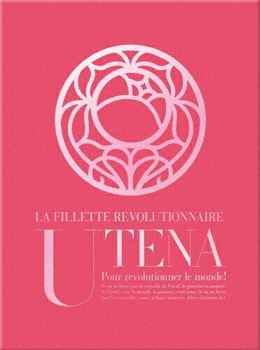 【送料無料】[枚数限定][限定版]少女革命ウテナ Complete Blu-ray BOX(初回限定版)/アニメーション[Blu-ray]【返品種別A】