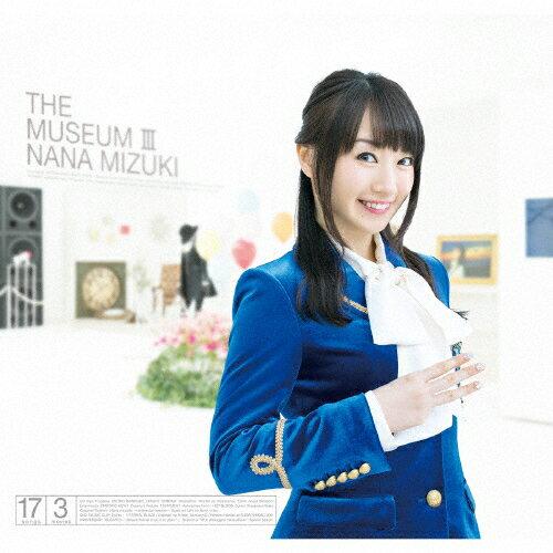 【送料無料】THE MUSEUM III【CD+DVD盤】/水樹奈々[CD+DVD]【返品種別A】