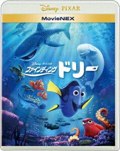 ファインディング・ドリーMovieNEX【BD+DVD】|アニメーション|VWAS-6339