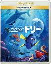 【送料無料】ファインディング・ドリー MovieNEX【BD+DVD】/アニメーション[Blu-ray]【返品種別A】