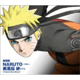 劇場版NARUTO-ナルト- 疾風伝 絆 オリジナルサウンドトラック/サントラ[CD]【返品種別A】