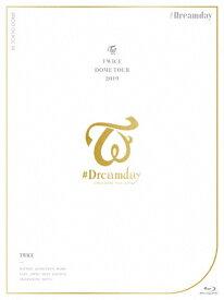 """【送料無料】[枚数限定][限定版]TWICE DOME TOUR 2019 """"#Dreamday"""" in TOKYO DOME【初回限定盤Blu-ray】/TWICE[Blu-ray]【返品種別A】"""