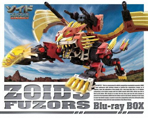 【送料無料】ゾイドフューザーズ Blu-ray BOX/アニメーション[Blu-ray]【返品種別B】