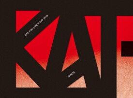 【送料無料】[枚数限定][限定版]KAT-TUN LIVE TOUR 2019 IGNITE 【DVD初回限定盤】/KAT-TUN[DVD]【返品種別A】