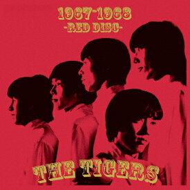 ザ・タイガース 1967-1968 -レッド・ディスク-/ザ・タイガース[CD]【返品種別A】