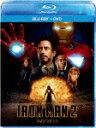 【送料無料】アイアンマン2 ブルーレイ+DVDセット/ロバート・ダウニー・Jr.[Blu-ray]【返品種別A】