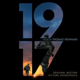 1917(ORIGINAL MOTION PICTURE SOUNDTRACK)【輸入盤】▼/THOMAS NEWMAN[CD]【返品種別A】