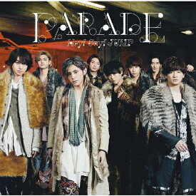 【送料無料】PARADE(通常盤)/Hey!Say!JUMP[CD]【返品種別A】