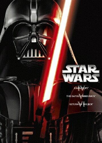 【送料無料】[限定版]スター・ウォーズ オリジナル・トリロジー DVD-BOX<3枚組>〔初回生産限定〕/マーク・ハミル[DVD]【返品種別A】