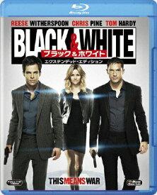 Black&White/ブラック&ホワイト エクステンデッド・エディション/リーズ・ウィザースプーン[Blu-ray]【返品種別A】