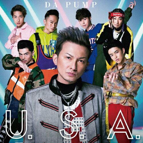 U.S.A./DA PUMP[CD]通常盤【返品種別A】