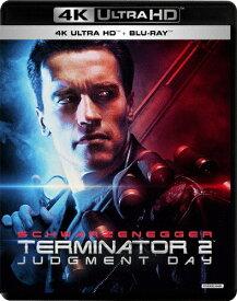 【送料無料】ターミネーター2 4K Ultra HD Blu-ray/アーノルド・シュワルツェネッガー[Blu-ray]【返品種別A】