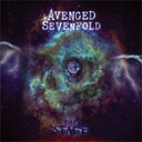 THE STAGE【輸入盤】▼/AVENGED SEVENFOLD[CD]【返品種別A】