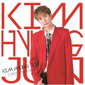 Catch the wave(通常盤A)/KIM HYUNG JUN[CD]【返品種別A】
