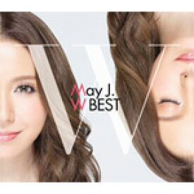 【送料無料】[枚数限定]May J. W BEST -Original & Covers-(DVD付)/May J.[CD+DVD]【返品種別A】
