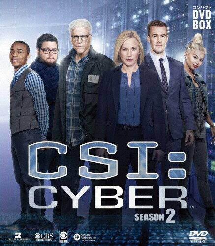 【送料無料】CSI:サイバー2 コンパクト DVD-BOX/パトリシア・アークエット[DVD]【返品種別A】