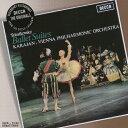 チャイコフスキー:3大バレエ/カラヤン(ヘルベルト・フォン),ウィーン・フィルハーモニー管弦楽団[CD]【返品種別A】