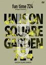"""【送料無料】LIVE DVD「UNISON SQUARE GARDEN LIVE SPECIAL""""fun time 724""""at Nippon Budokan 2015.07.24」/UNISON SQ…"""