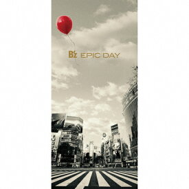 【送料無料】[枚数限定][限定盤]EPIC DAY(初回限定盤)/B'z[CD+DVD]【返品種別A】