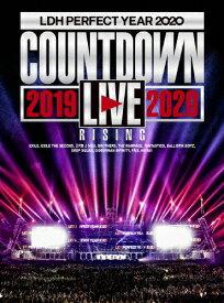 """【送料無料】LDH PERFECT YEAR 2020 COUNTDOWN LIVE 2019→2020 """"RISING""""【Blu-ray】/オムニバス[Blu-ray]【返品種別A】"""