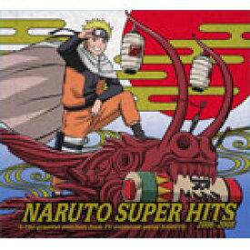 【送料無料】[期間限定][限定盤]NARUTO-ナルト- SUPER HITS 2006-2008/TVサントラ[CD+DVD]【返品種別A】