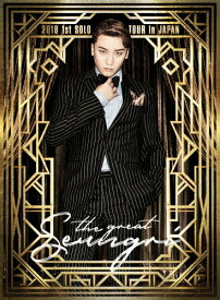 【送料無料】[枚数限定][限定版]「SEUNGRI 2018 1ST SOLO TOUR[THE GREAT SEUNGRI]IN JAPAN」(初回生産限定盤)/V.I (from BIGBANG)[DVD]【返品種別A】