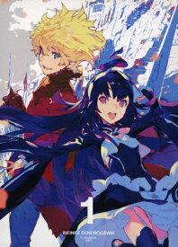 【送料無料】「インフィニット・デンドログラム」Blu-ray Vol.1/アニメーション[Blu-ray]【返品種別A】