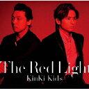 [枚数限定][限定盤]The Red Light【初回盤A】/KinKi Kids[CD+DVD]【返品種別A】