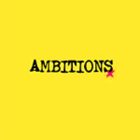 AMBITIONS [INTERNATIONAL VERSION]【輸入盤】▼/ONE OK ROCK[CD]【返品種別A】
