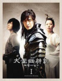 【送料無料】太王四神記 スタンダードDVD BOX I/ペ・ヨンジュン[DVD]【返品種別A】