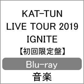 【送料無料】[枚数限定][限定版]KAT-TUN LIVE TOUR 2019 IGNITE 【Blu-ray初回限定盤】/KAT-TUN[Blu-ray]【返品種別A】