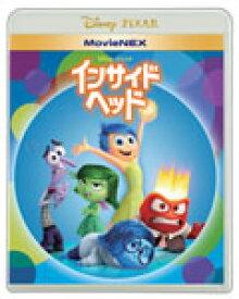 【送料無料】インサイド・ヘッド MovieNEX【BD+DVD】/アニメーション[Blu-ray]【返品種別A】