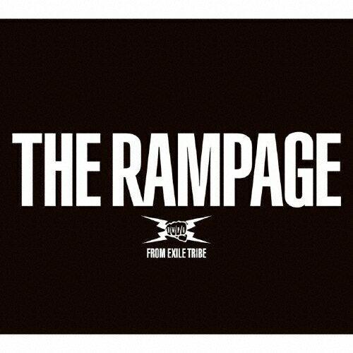 【送料無料】THE RAMPAGE【2CD+2BD】/THE RAMPAGE from EXILE TRIBE[CD+Blu-ray]【返品種別A】