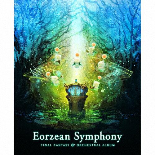 【送料無料】Eorzean Symphony:FINAL FANTASY XIV Orchestral Album【映像付サントラ/Blu-ray Disc Music】/ゲーム・ミュージック[Blu-ray]【返品種別A】