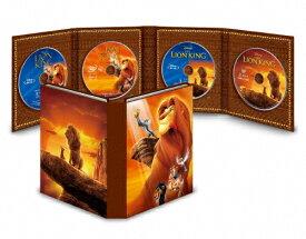 【送料無料】[枚数限定][限定版]ライオン・キング MovieNEXコレクション(期間限定)【2Blu-ray+2DVD】/アニメーション[Blu-ray]【返品種別A】