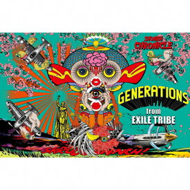 【送料無料】[枚数限定][限定盤]SHONEN CHRONICLE【初回限定盤】(CD+DVD)/GENERATIONS from EXILE TRIBE[CD+DVD]【返品種別A】