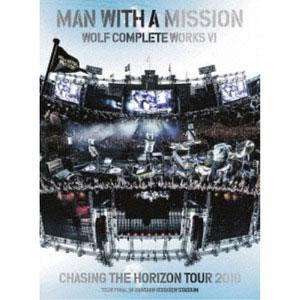【送料無料】[枚数限定][限定版]Wolf Complete Works VI 〜Chasing the Horizon Tour 2018 Tour Final〜【初回生産限定盤/DVD2枚組】/MAN WITH A MISSION[DVD]【返品種別A】