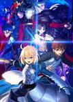 【送料無料】[限定版]Fate/stay night[Unlimited Blade Works]Blu-ray Disc Box I/アニメーション[Blu-ray]【返品種別A】