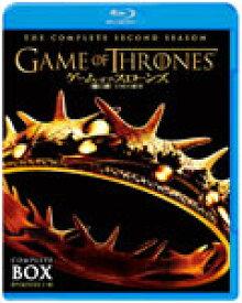【送料無料】ゲーム・オブ・スローンズ 第二章:王国の激突 コンプリート・セット/ピーター・ディンクレイジ[Blu-ray]【返品種別A】