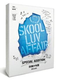 【送料無料】Skool Luv Affair Special Addition (Reissued)【輸入盤】▼/BTS[CD+DVD]【返品種別A】