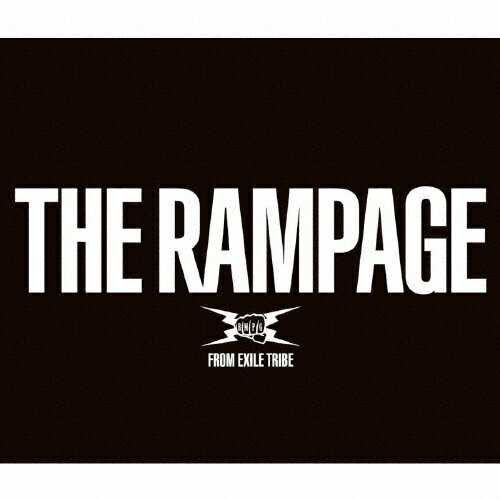 【送料無料】THE RAMPAGE【2CD+DVD】/THE RAMPAGE from EXILE TRIBE[CD+DVD]【返品種別A】