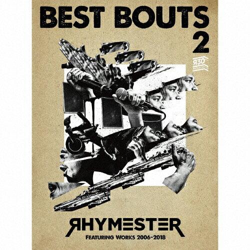 【送料無料】[枚数限定][限定盤]ベストバウト2 RHYMESTER Featuring Works 2006-2018【初回限定盤B】/RHYMESTER[CD+DVD]【返品種別A】