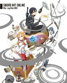 【送料無料】[限定版]ソードアート・オンライン Blu-ray Disc BOX【完全生産限定版】/アニメーション[Blu-ray]【返品種別A】