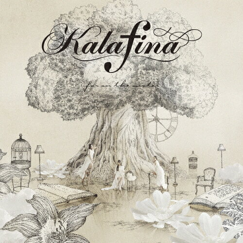 [枚数限定]far on the water/Kalafina[CD]通常盤【返品種別A】