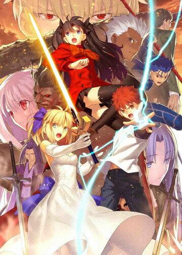 【送料無料】[限定版]Fate/stay night[Unlimited Blade Works]Blu-ray Disc Box II/アニメーション[Blu-ray]【返品種別A】