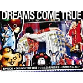 【送料無料】ENEOS × DREAMS COME TRUE ドリカム30周年前夜祭 〜ENERGY for ALL〜【Blu-ray】/DREAMS COME TRUE[Blu-ray]【返品種別A】
