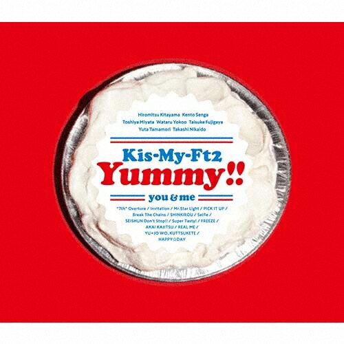 【送料無料】[限定盤]Yummy!!(初回盤A)/Kis-My-Ft2[CD+DVD]【返品種別A】