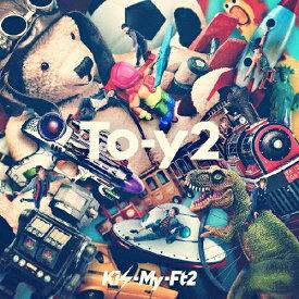 【送料無料】[限定盤]To-y2(初回盤B)/Kis-My-Ft2[CD+DVD]【返品種別A】